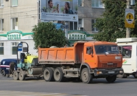 Самосвал КамАЗ-45146 на шасси КамАЗ-65115-049-62 #А 152 КХ 45. Курган, улица Куйбышева