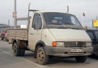 """Бортовой грузовой автомобиль ГАЗ-3302 """"Газель"""" #В 846 ТК 72 . Тюмень"""