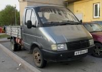 """Бортовой грузовой автомобиль ГАЗ-3302 """"Газель"""" #В 918 МА 72 . Тюмень"""