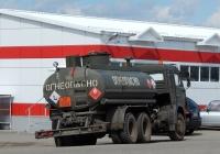 Автотопливозаправщик на шасси КамАЗ-53212 # 9031 АУ 50. Белгородская область, г. Алексеевка, ул. Чапаева