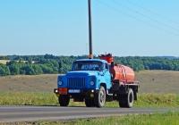 Автоцистерна топливная на шасси ГАЗ-53-12 # О 538 КХ 31. Белгородская область, Ровеньский район