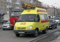"""АСМП ГАЗ-32214 """"ГАЗель"""" #М 725 УУ 72 . Тюмень"""
