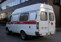 Автомобиль скорой медицинской помощи ГАЗ-323106 #Н 870 НА 72 . Тюмень, улица Мельникайте