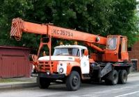 Автокран КС-3575А на базе ЗиЛ-133ГЯ #ТЕ 2822. Беларусь, Могилёвская область, Хотимск