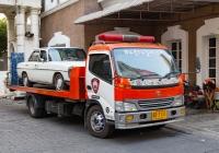 Эвакуатор на шасси Toyota Dyna #62-7111. Таиланд, Бангкок