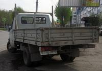 """Бортовой грузовой автомобиль ГАЗ-3302 """"Газель"""" #Р 416 ОМ 72 . Тюмень, улица 50 лет Октября"""