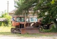 Бульдозер ДЗ-42 на тракторе ДТ-75*. Тернопольская область, Збаражский район