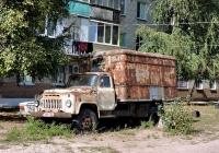 Фургон на шасси ГАЗ-52-01 #Ц 5091 ХА. Харьковская область, пгт Васищево, Вишневая улица