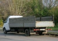 Бортовой грузовой автомобиль ГАЗ-2784 #Н 818 КО 96 . Свердловская область, Ирбит