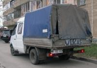 """Бортовой грузовой автомобиль ГАЗ-33023 """"Газель"""" #W 132 AS . Екатеринбург (Свердловск)"""
