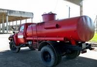 Автомобиль-цистерна АЦУ-10(53) на шасси ГАЗ-53-14 #0304 МГО. Беларусь, Могилёвская область, Хотимск