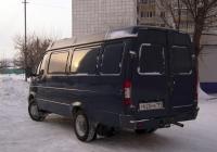 """Цельнометаллический фургон ГАЗ-2705 """"Газель"""" #У 620 КВ 199 . Тюмень, Пролетарская улица"""