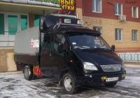 """Бортовой грузовой автомобиль ГАЗ-33023 """"Газель"""" #К 400 КС 72 . Тюмень"""
