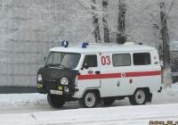 Автомобиль медицинской службы на базе УАЗ-39629 #Р 369 КА 22. Алтайский край, Барнаул, Красноармейский проспект