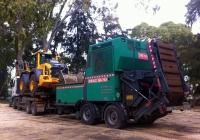 Измельчитель отходов древесины Jenz BA 725. Израиль, Хайфа