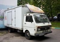 Фургон на шасси Volkswagen LT-55 #В 694 КК 39 . Москва, 3-й Михалковский переулок