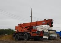 Кран KATO KR-300S #М 924 ЕВ 161. Белгородская область, г. Старый Оскол, Стойленское шоссе