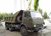 Самосвал КамАЗ-55111 #4344ЕХ76. г. Самара, пер. Тургеньева