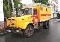 Аварийная машина на шасси ЗиЛ-432900 . г. Самара, ул. Комсомольская