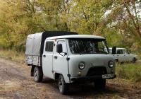 Грузопассажирский автомобиль УАЗ-39094 # Н 738 АА 136. Белгородская область, г. Алексеевка