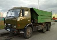 Самосвал КамАЗ-55111 #у718то163. г. Самара, ул. Маршала Устинова