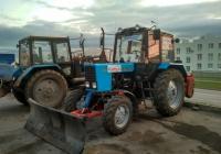 Трактор Беларус 82.1. г. Самара, ул. Мира