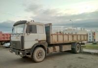 Бортовой автомобиль МАЗ-5337. г. Самара, ул. Мира