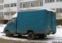 Изотермический фургон на шасси ГАЗ-3302. Алтайский край, Барнаул, улица Сергея Ускова