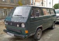 Микроавтобус Volkswagen Caravelle T3. г. Самара, ул. Садовая