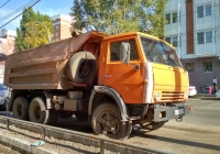 Самосвал КамАЗ-5511. г. Самара, ул. Водников