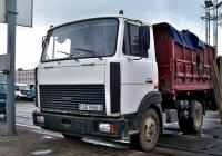 МАЗ-4570 #АВ 9966-2. Беларусь, Витебская область, Новополоцк
