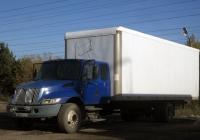 Фургон на шасси International 4300 #Т 626 СН 72 . Тюмень, улица Гилевская Роща