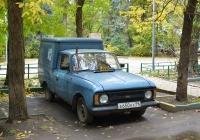 Грузопассажирский фургон ИЖ-2715-01 #А 650 КХ 99. Москва, бульвар Матроса Железняка