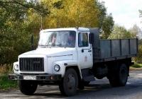 ГАЗ-3307 #АА 1970-6. Беларусь, Могилёвская область, Хотимск