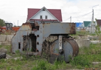 Каток Д-399 (ДУ-8В). Алтайский край, Первомайский район, Фирсово