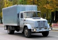 Фургон на шасси ЗиЛ-4331 #В 880 ОК 32. Россия, Смоленская область,Рославль