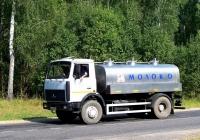 Автоцистерна на шасси МАЗ-5337А2 #АА 4932-6. Беларусь, Могилёвская область, Дрибин