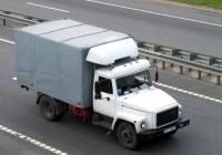 Фургон на шасси ГАЗ-3307 #ТС 0665. Беларусь, Минская область, Березино