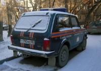 Автомобиль МЧС РФ ВАЗ-21214  #Т 790 МЕ 66 . Екатеринбург (Свердловск)