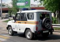 Автомобиль МЧС РФ УАЗ-315195 #Н 361 ЕХ 72 . Тюмень, улица Республики