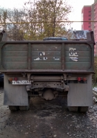Самосвал ЗиЛ-ММЗ-4502 # У 967 СВ 63. г. Самара, ул. Симферопольская