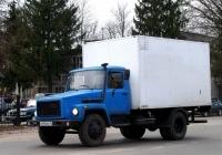 Автофургон на шасси ГАЗ-3309 #Е 988 ВЕ 32. Россия, Брянская область, Унеча