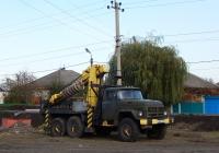 Буровая установка Aichi D-706 на шасси ЗиЛ-131Н # Н 365 ЕУ 31. Белгородская область, г. Алексеевка, ул. Чапаева