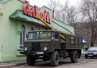 Буровая установка БМ-302 на шасси ГАЗ-66-40 # Р 307 ЕО 31. Белгородская область, г. Алексеевка, ул. Чкалова