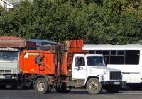 Мусоровоз КО-440-2 на шасси ГАЗ-3309  # Н 874 СН 31. Белгородская область, г. Алексеевка, ул. Тимирязева