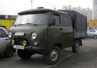 Бортовой грузовой автомобиль УАЗ-39094 #Х 760 СО 66 . Тюмень, Московский тракт