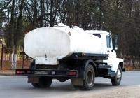 Автоцистерна 462439 (Г6-ОПА-3309) на шасси ГАЗ-3309 #М 521 ВО 32. Россия, Брянская область, Унеча