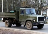 Самосвал ГАЗ-САЗ-3507-01  #М 705 СР 32. Россия, Брянская область, Унеча