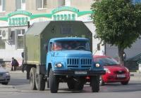 Аварийно-ремонтная машина водоканала на шасси ЗиЛ-131НА #К 951 ВХ 45. Курган, улица Ленина