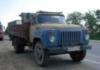 Самосвал ГАЗ-САЗ-53Б #В 537 ТК 72 . Тюмень, Московский тракт
